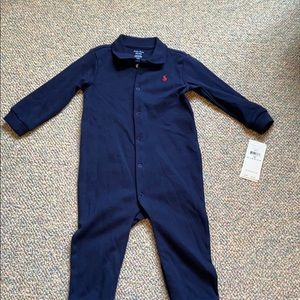 New with tags-Ralph Lauren one piece